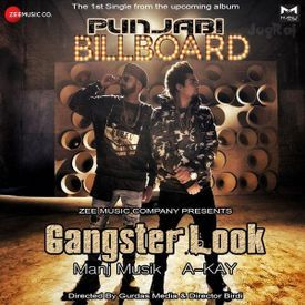 Gangster Look (Punjabi Billboard) (Mr-Jatt.com)