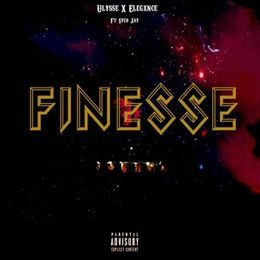 UlyssE X Elegxnce - Finesse ( Ft $yco Jay ) [ Prod. By Elegxnce ] Cover Art