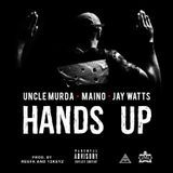 Uncle Murda - Hands Up Cover Art