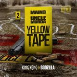 Uncle Murda - Yellow Tape Cover Art
