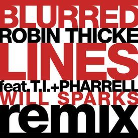 Blurred Lines (Will Sparks Remix)