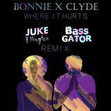 High Quality Music - Where It Hurts (BassGator x Juke Ellington Remix) Cover Art