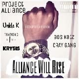 Unkle K - Alliance Will Rise Cover Art