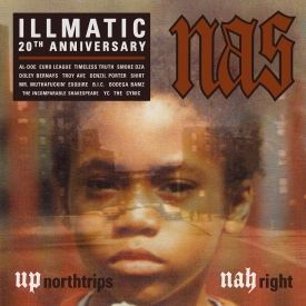 UpNorthTrips - #illmatic20 Cover Art