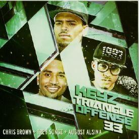 Chris Brown ft Meek Mill Nicki Minaj - All Eyes On You