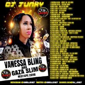 VANESSA BLING FT. I-OCTANE - CYAAH DO IT