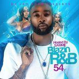 UrbanMixtape.com - Blazin R&B 54 Cover Art