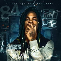 UrbanMixtape.com - Fitted Cap Low 84 Hosted by Dae Dae Cover Art
