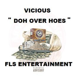 Vicious - DOH OVER HOES Cover Art