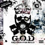 Vegas Media Designs - G.O.D Cover Art