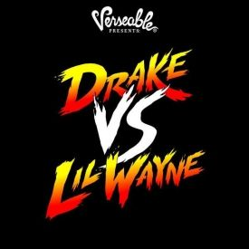 VERSEABLE® - Verseable® Presents: Drake vs Lil Wayne Cover Art