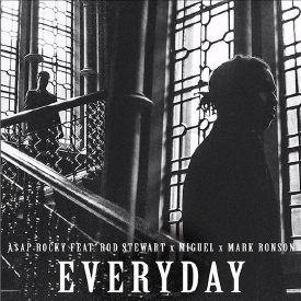 Everyday (feat. Miguel, Rod Stewart & Mark Ronson)