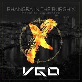 Bhangra in the Burgh X   Official Mixtape
