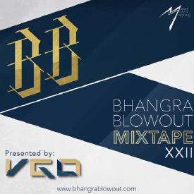 Bhangra Blowout XXII Official Mixtape