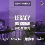 VGo - Legacy on Broad 2017 Official Mixtape Cover Art