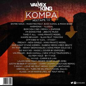 KOMPA MIXTAPE [Vol 1.0 By DjValmix