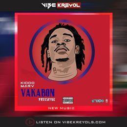 Vibe Kreyol - Vagabon (Remix) Cover Art