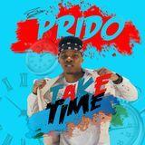 Vice Mwaba - Take Time Cover Art