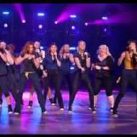 Pitch Perfect Bellas final performance Medley