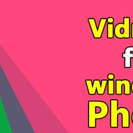 Vidmate Video - Vidmate Video Downloader for Windows Phones