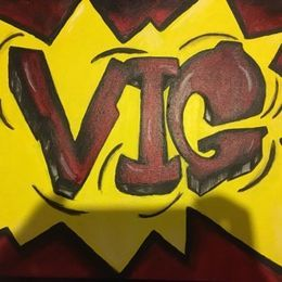 Vig - The Enemy (Remix) Cover Art