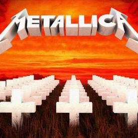Mettalica Master Of Puppets