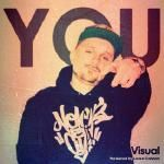 V!SUAL - YOU Cover Art