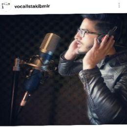 VocalistAkibMir - Saajna Na Sata Cover Art