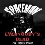 Vulkan the Krusader - Everybody's Dead Cover Art