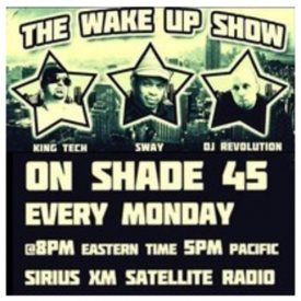wake up show / dj king tech - WAKE UP SHOW - TECH N9NE SPECIAL Cover Art