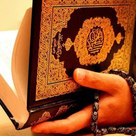 Quran karim with beutiful voice (surat Al-Hijr)