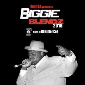 Biggie Blendz 2016 mixed by DJ Mister Cee