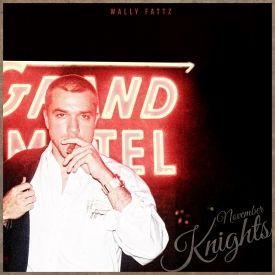 WALLY FATTZ - November Knights Cover Art