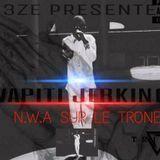Wapitijerking - N.W.A SUR LE TRONE Cover Art