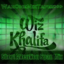 Wiz Khalifa Short Attention Span Mixtape