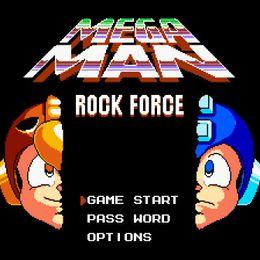Rockman Rock Force - Rockman Rock Force - High-quality Stream, Album