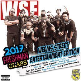 Weems Street Entertainment - 2017 Freshman Class Weems Street Entertainment Edition Cover Art