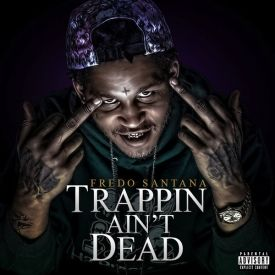 WeGotHipHop - Trappin Ain't Dead Cover Art