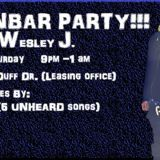 Wesley J. - Dunbar Party UN released songs!!! Cover Art