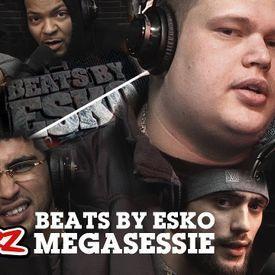 Beats by Esko - Megasessie - 101Barz