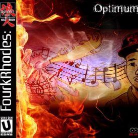 WestComeUp - FourkRhodes: Optimum Cover Art