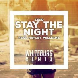ZEDD FEAT. HAYLEY WILLIAMS - STAY THE NIGHT LYRICS