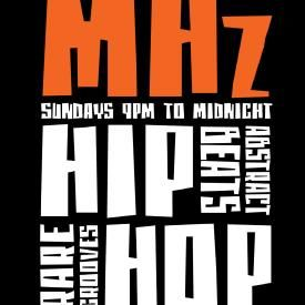 Wicked in the Mix on MHz 12/27/2015 (Up-Tempo HipHop 1990-96)