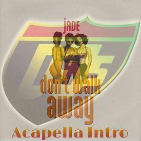 Don't Walk Away (DJ I95 Acapella Intro)