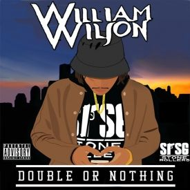 William Wilson - Double Or Nothing  Cover Art