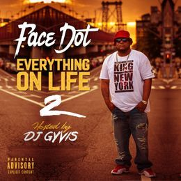 FACEDOT - EVERYTHING ON LIFE 2 Cover Art