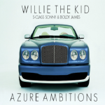 Willie The Kid - Azure Ambitions Cover Art