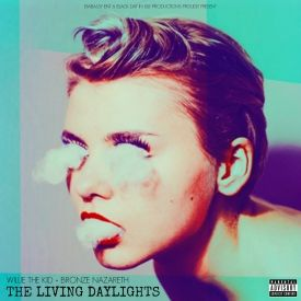Willie The Kid - The Living Daylights Cover Art