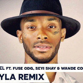 Leyla (Ft. Fuse ODG, Wande Coal & Seyi Shay)