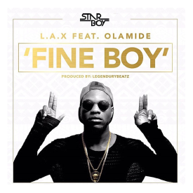 FINE BOY  (ft. Olamide)